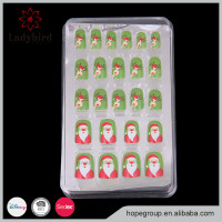 Best Prices Latest Christmas decorative custom nail tip
