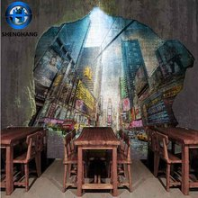 3D wall panel sound-absorbing 3d wallpaper for sale online waterproof wallpaper mural
