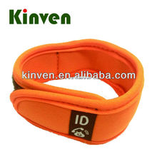 New design Mosquito repellent armband with ID label