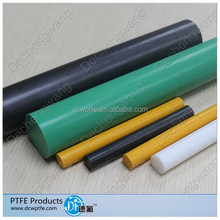 carbon Filled PTFE rods enhanced properties colored teflon rods