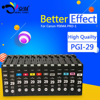 Hot! New! PGI-29 Series Color Ink Cartridge For Canon PIXMA PRO-1