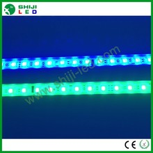 PCB aluminum rigid led stripe IC LPD 6803 multi color led light programmable bar