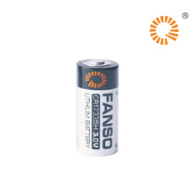 FANSO ER17335 backup power supply battery disposable lithium thionyl chloride battery