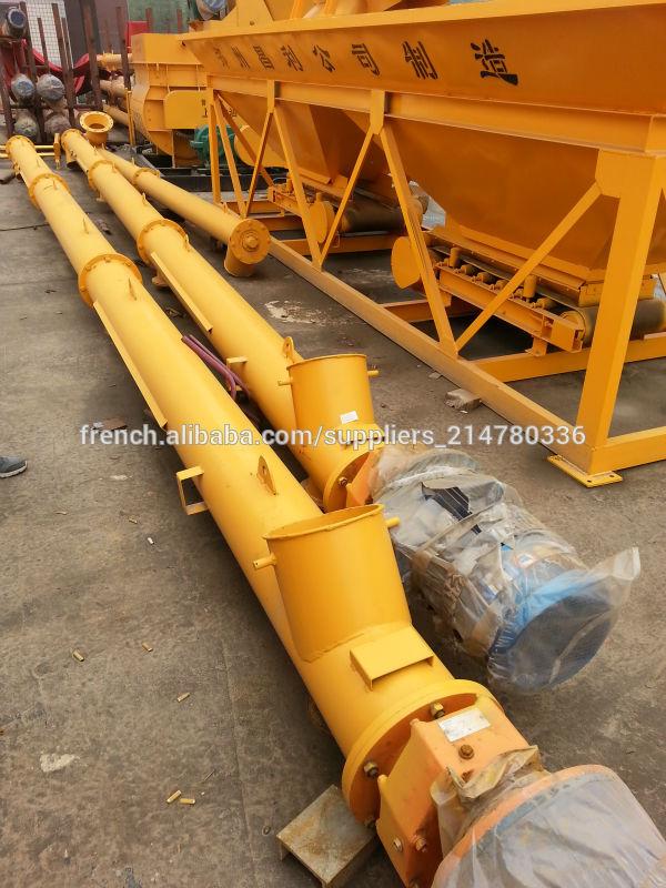Lsy219 273 323 changli machine convoyeur vis entre le for Difference entre beton et ciment