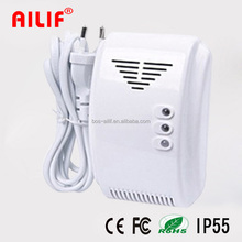 Hot Sale! Wired Gas Detector, Gas Leak Detector Price (ALF-G011)