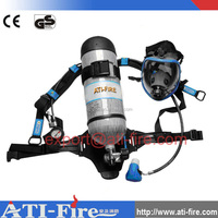 Fireman Usage Escape Fresh Air Breathing Device Self-Contained Breathing Apparatus