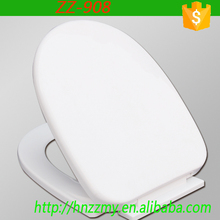 ZZ-908 Luminous acrylic hydraulic soft close toilet seat