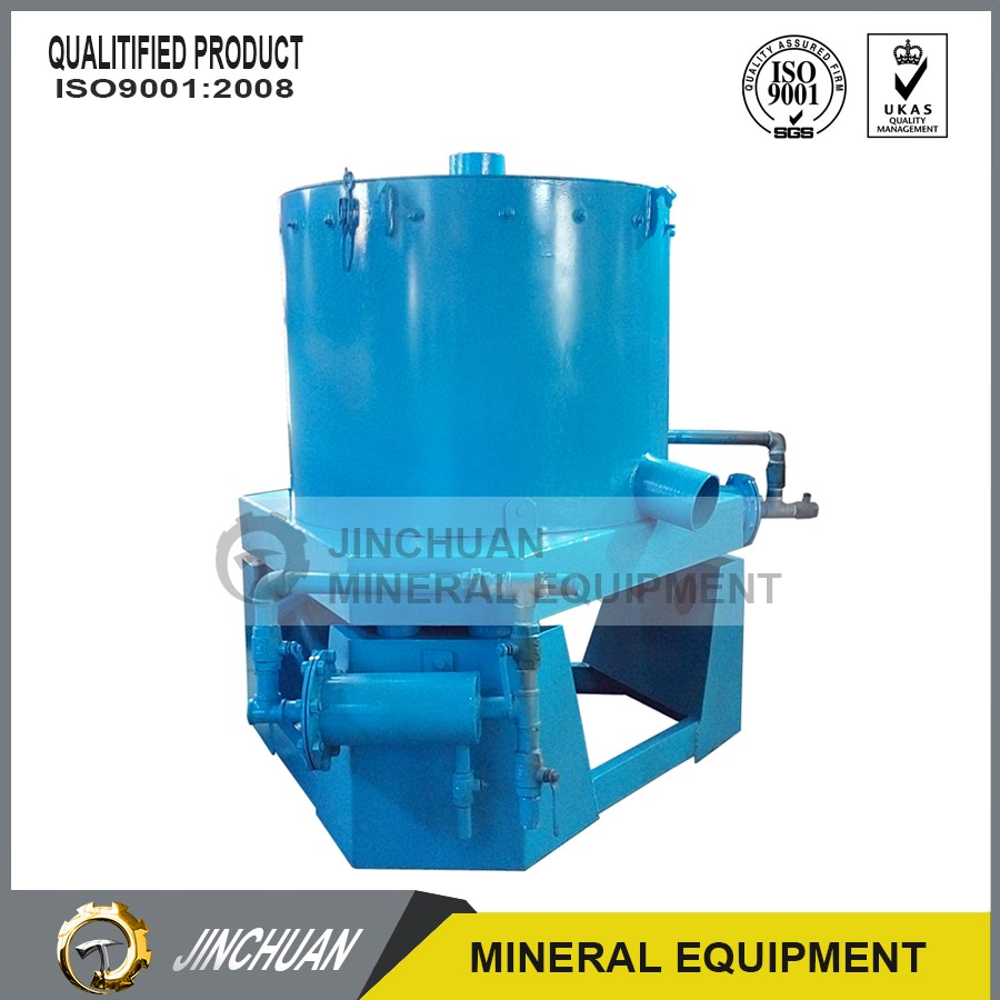 gold refining centrifugal equipment