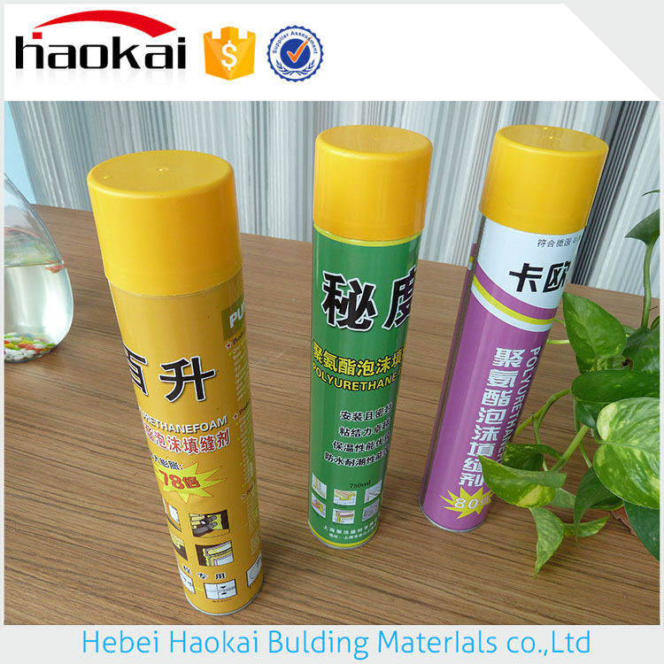 High Quality Easy operate Elastic Waterproof Silicone Adhesive Polyurethane Sealant