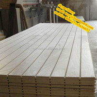 tongue and groove plywood,slotted plywood,plywood grooved wall panels