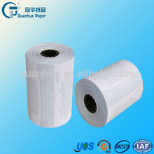 specialized suppliers 60gsm stock lot thermal paper