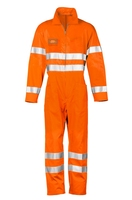 oil refinery work wear FR coverall with reflective tape ,Safety Clothing