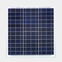 cheap solar panels china manufactures high quality customized made 18V 40W poly PV solar panel