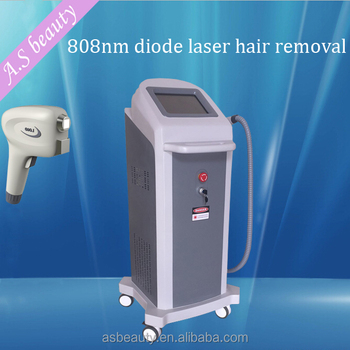 laser diode hair removal machine/ cooling diode laser/808 laser hair removal