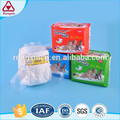 Factory Custom Soft Breathable Surface Disposable Baby Diaper In China