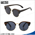 2014 Italian new designer eyewear brand high quality polarized wooden oculos de sol