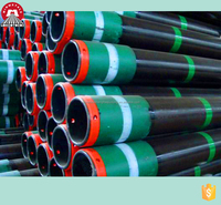 Grade J55 Tubing and Casing, seamless steel pipe
