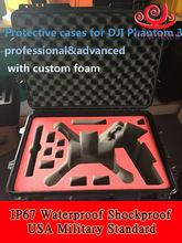 Type M2610 Custom EVA tool case hard moulded case portable and durable case for electrician and tools ISO9001 SGS