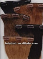 clip-in yaki hair extensions