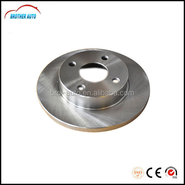 Durable good quality stainless steel car brake discs for Audi A1 1J0615301D disc brake rotor