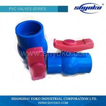 Hot Selling Low Price pipe water blue compact ball valve