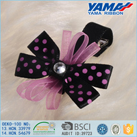 Many Colors Children Bowknot Hairpin