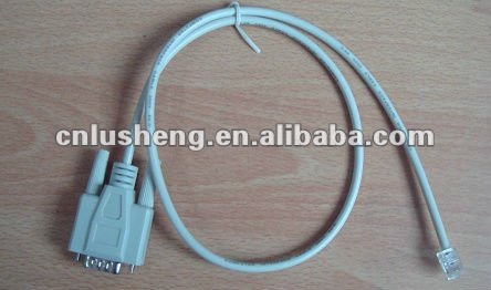 NULL MODEM CABLE DB9M/9M MOOD