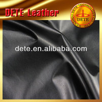 Textile Pu Faux Leather Fabric For