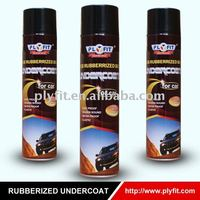 car care protective layer Rubberized Undercoat