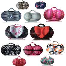 High quality Shockproof Pretty Bra Bag Lingerie EVA Case For women