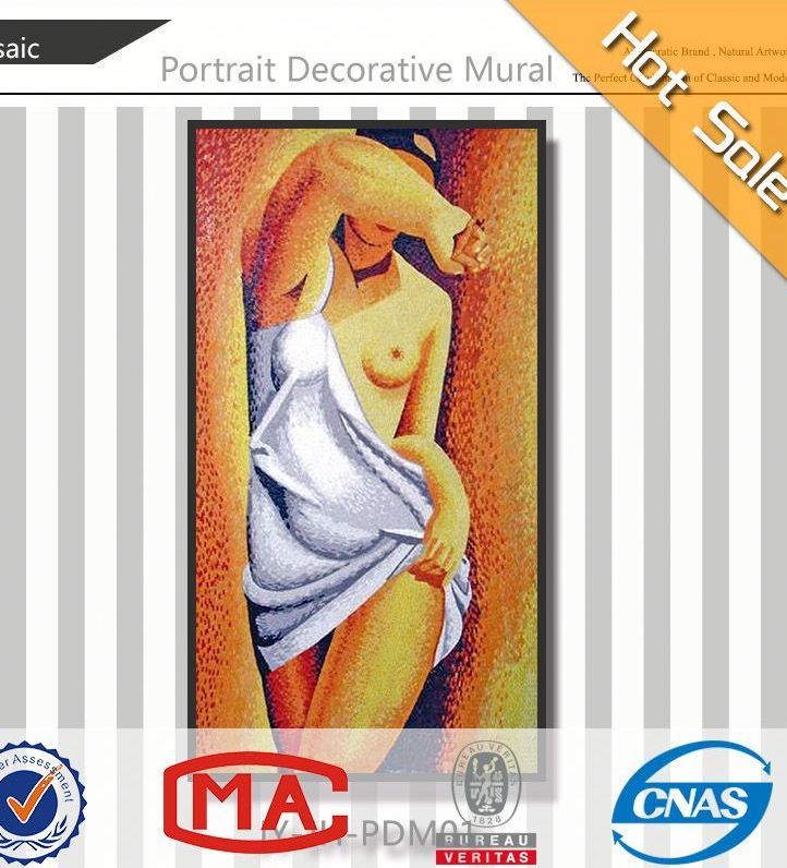 best selling design from beauty pictures of nude women sex hot nude picture hand cut glass mosaic art photo mural