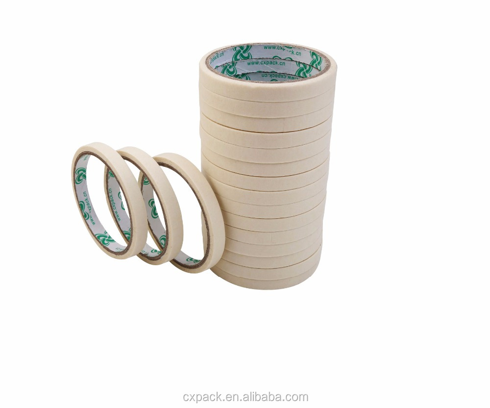 Masking Tape For Car Painting Home Use Crepe Paper Tape