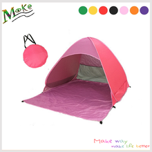 popular outdoor used portable tent folding permanent waterproof camping tent tube hanging bubble tent