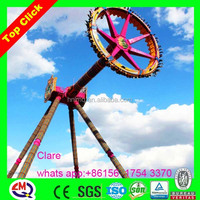 30 years' manufacturing experience! Amusement park games Meteor Hammer,Big Pendulum equipment for sale