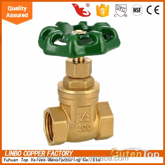 China supplier butterfly valve oil and gas gate valve nickel plated brass ball valve LINBO-C222