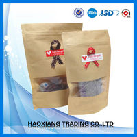 alibaba supplier kraft paper bag for food