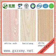 18mm Double Side White Melamine Laminated Eco Board With Cedar Wood Core