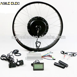 48v 3000w electric bike kit