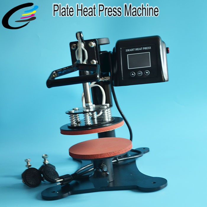 Manual Ceramic Plate Heat Press Machine