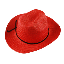 Panama Hat Straw Hat Type Men's Woven Paper Straw Hat