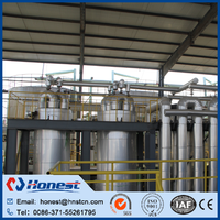 Professional vegetable oil to biodiesel plant made in China
