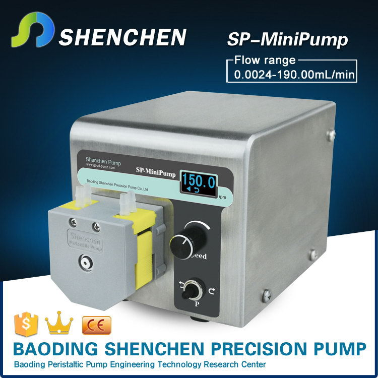 Stepping motor pump peristaltic for oil,stepping motor metering pumps for grease,direct current motor brand pump