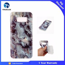 Cheap Price Marble Soft TPU IMD Case For Samsung Galaxy S8 Plus