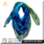100% Silk Habotai 8mm Digital Printed Silk Scarf from France