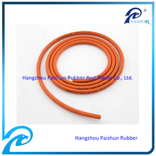Flexible Natural LPG Propane Butane Rubber Gas Hose Pipe for BBQ/Camping/Calor