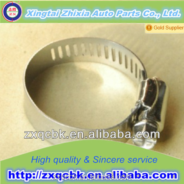 Hot sale---european type hose clamps,ear hose clamp,america hose clamp/Stainless Steel Hose Clamp