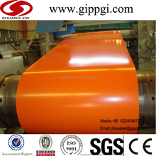 Indonesia Ukraine Bangladesh prime quality PPGI PPGL Prepainted galvanized steel coil/strips/sheet