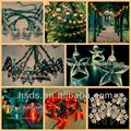 UL listed thanksgiving holiday outdoor light decorative rope strip light chritmas decoration