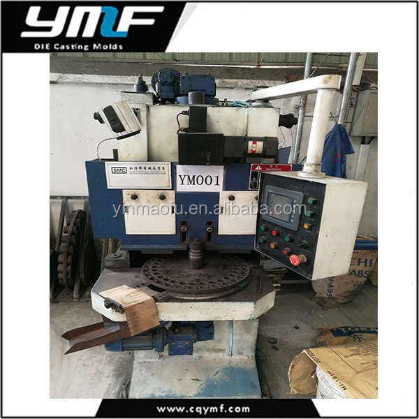 Automatic Electronically Controlled Spring Wire End Grinding Machine