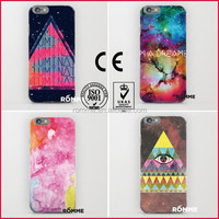 New art design hard plastic phone cases for iphone 6 wholesale china Manufaurer